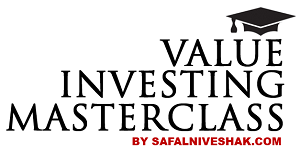 Value Investing Masterclass - Safal Niveshak